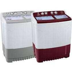 Godrej WS Edge 720 CT 7.2 Kg Semi Automatic Top Loading Washing Machine