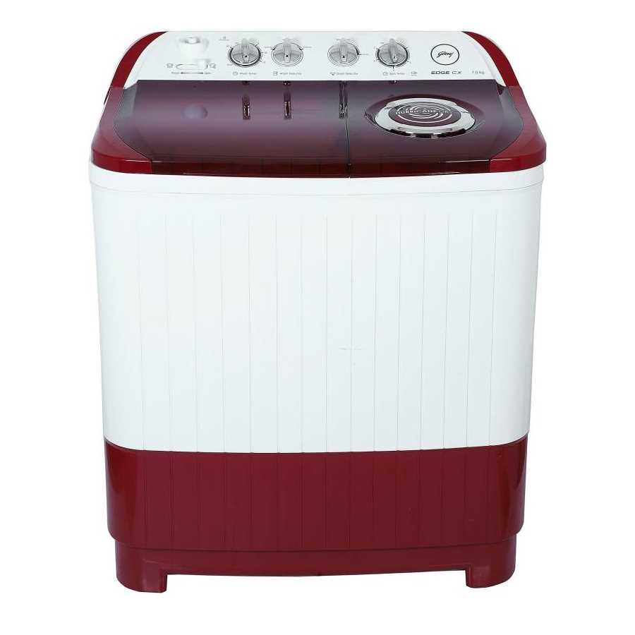 Godrej WS EDGE CX 700 7 Kg Semi Automatic Top Loading Washing Machine