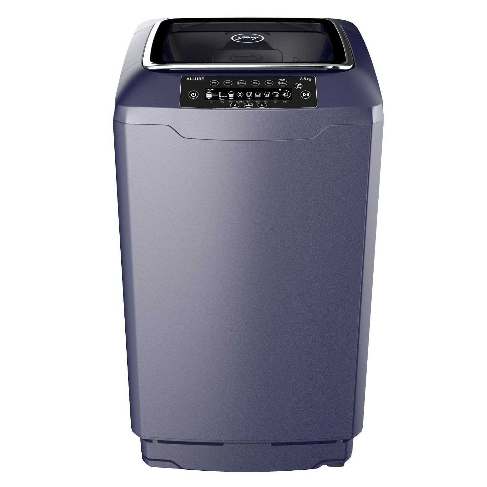 Godrej WT EON Allure 650 PANMP 6.5 Kg Fully Automatic Top Load Washing Machine