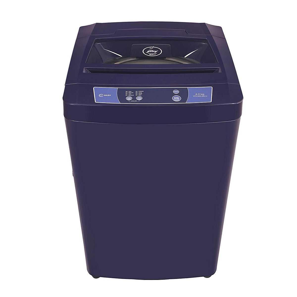 Godrej WTA 620 CI 6.2 Kg Fully Automatic Top Loading Washing Machine