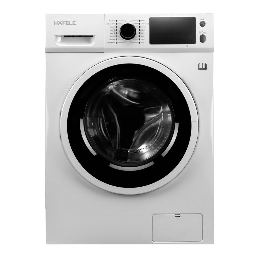 Hafele HNKA0852 8 Kg Fully Automatic Front Loading Washing Machine