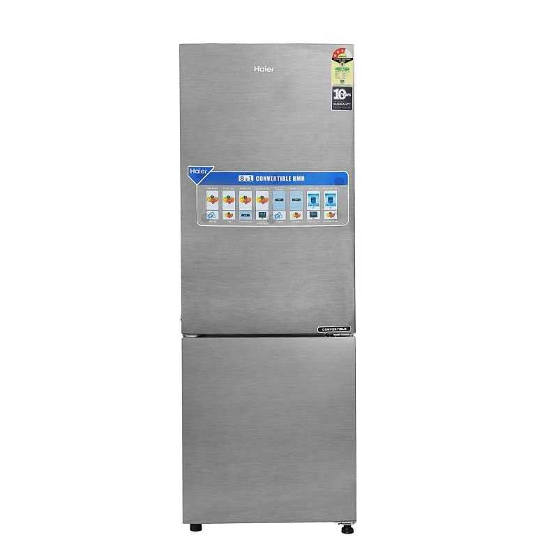 Haier Heb 25tds 256 Litres Frost Free Double Door Refrigerator Price