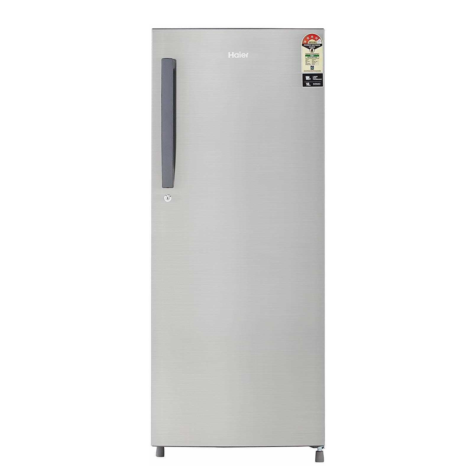 Haier HED 22FSS 220 Liter Direct Cool Single Door Refrigerator