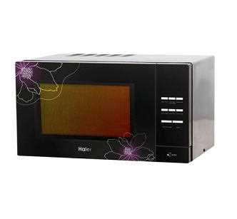 Haier HIL2301CBSB Convection 23 Litres