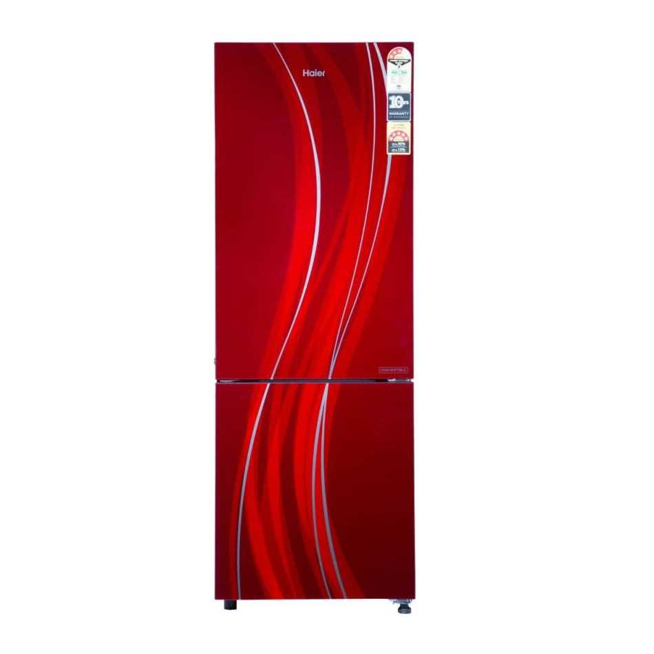 Haier HRB-2763CRG-E Double Door 256 Litre Frost Free Refrigerator