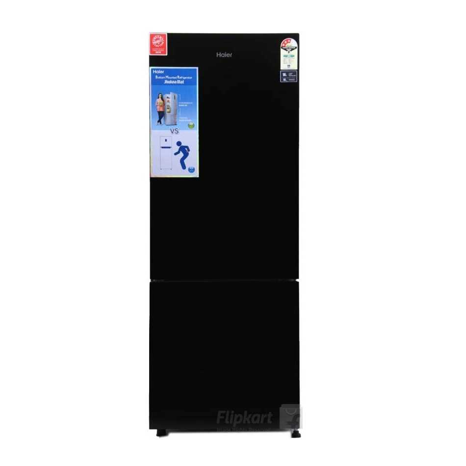 Haier HRB 3654PKG R Double Door 345 Litre Frost Free Refrigerator