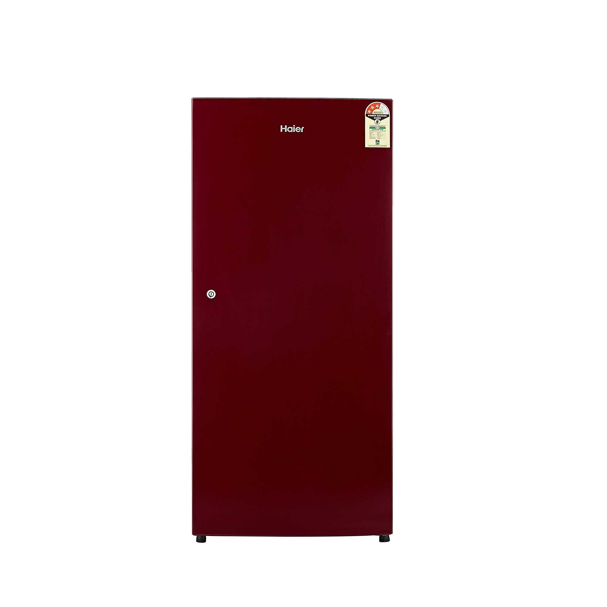 Haier HRD 1953SR R 195 Litres Single Door Direct Cool Refrigerator