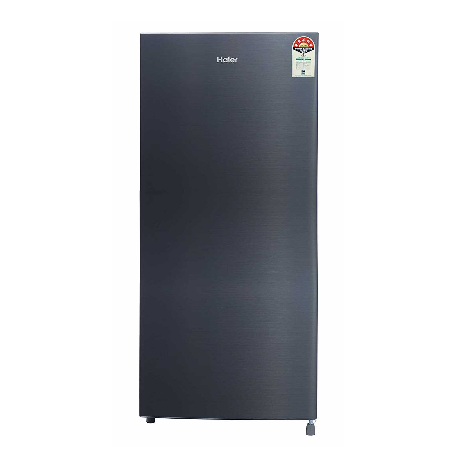 Haier HRD 1955CSS E 195 Litre Direct Cool Single Door Refrigerator