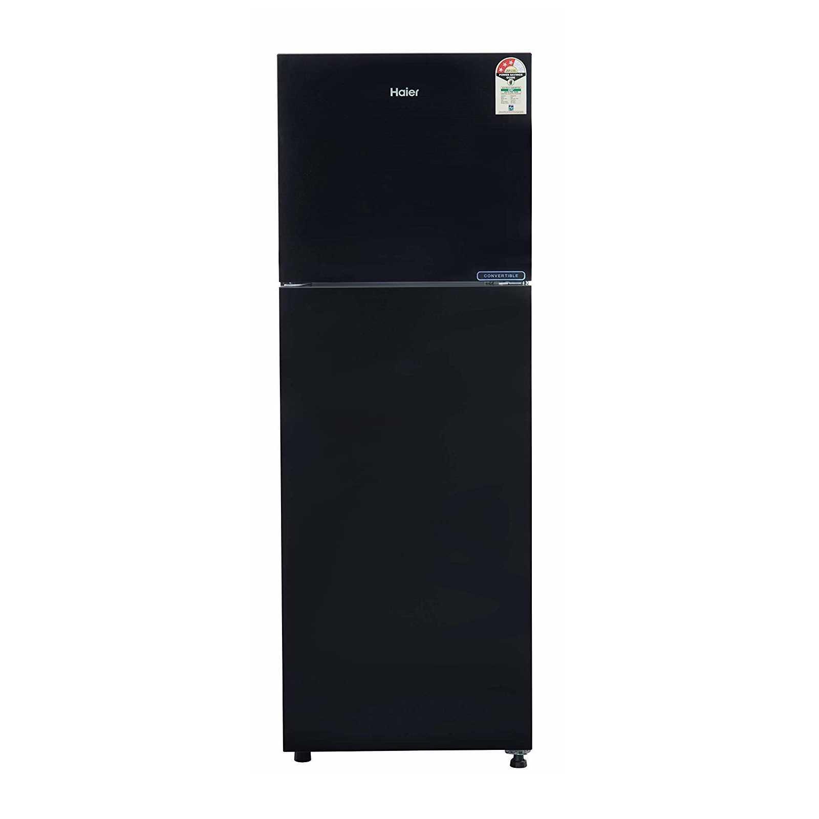 Haier HRF 2783CKG E 258 Litre Inverter Frost Free Double Door Refrigerator