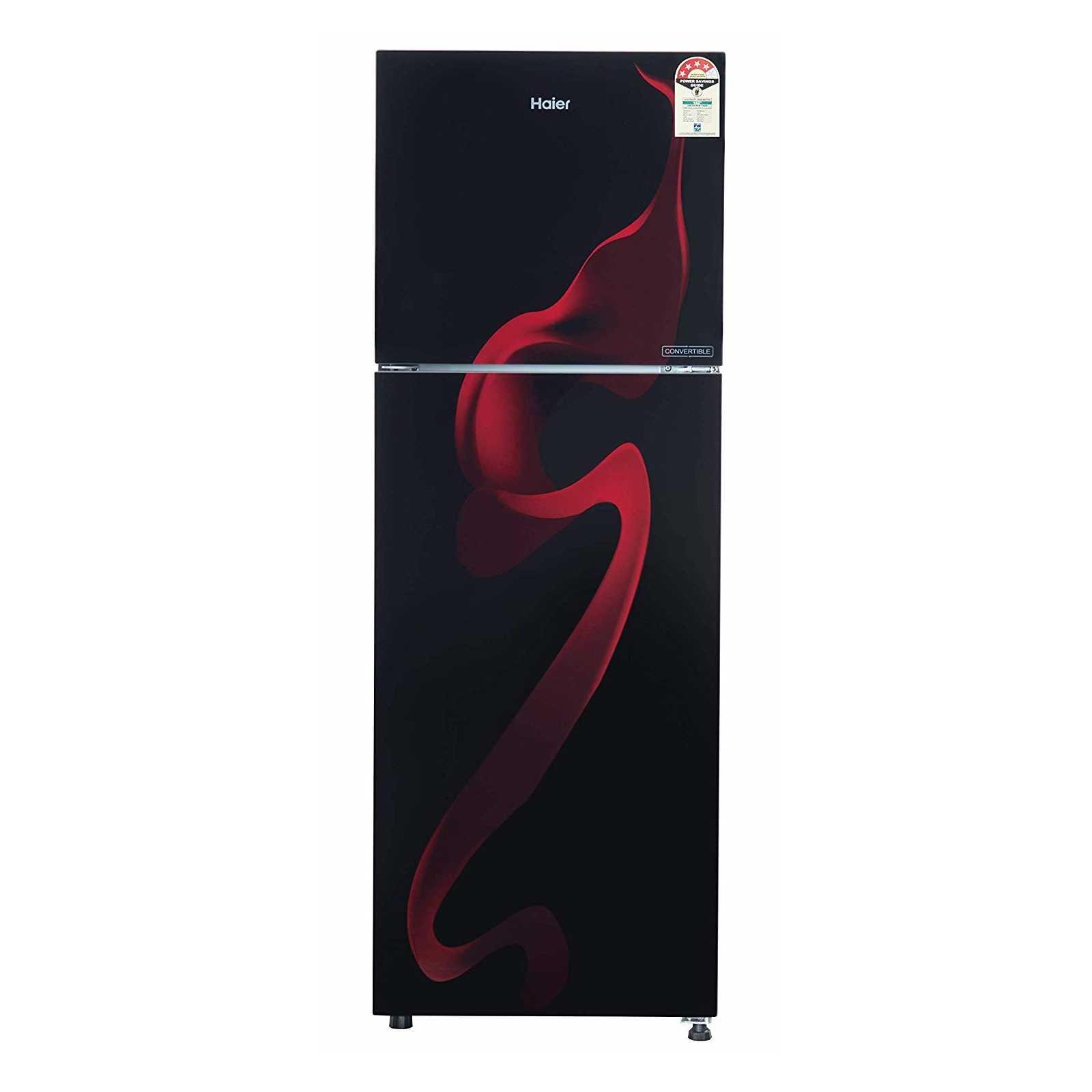 Haier HRF 2784PSG E 258 Litre Inverter Frost Free Double Door Refrigerator