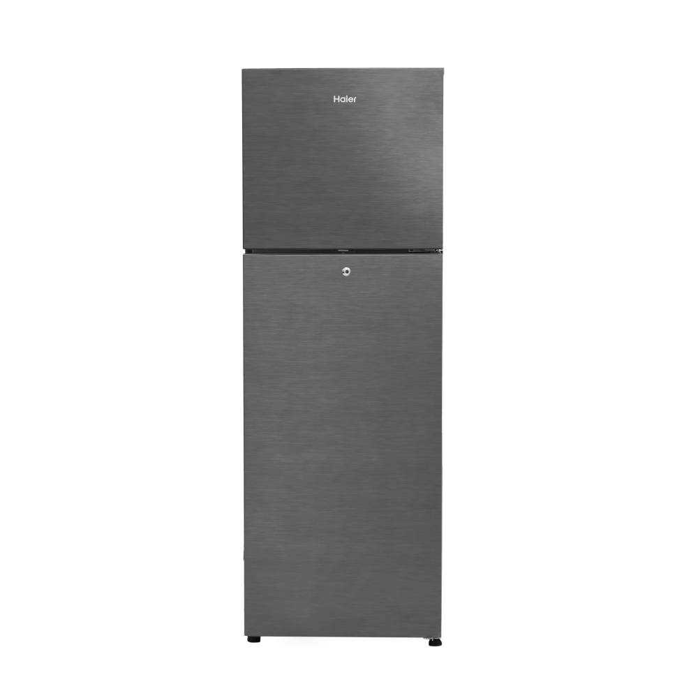 Haier HRF 3554BS R E 335 Litres Frost Free Double Door Refrigerator