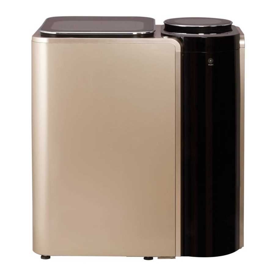 Haier HSW100-261NZP 10 Kg Fully Automatic Twin Load Washing Machine