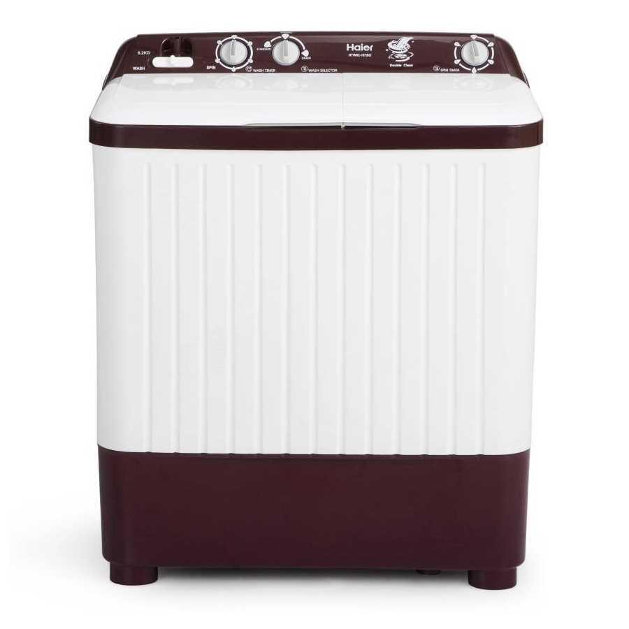 Haier HTW62-187BO 6.2 Kg Semi Automatic Top Loading Washing Machine