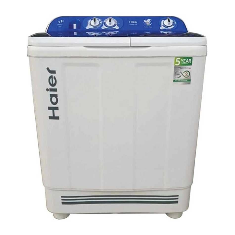 Haier HTW80-1128 8 Kg Semi Automatic Top Loading Washing Machine