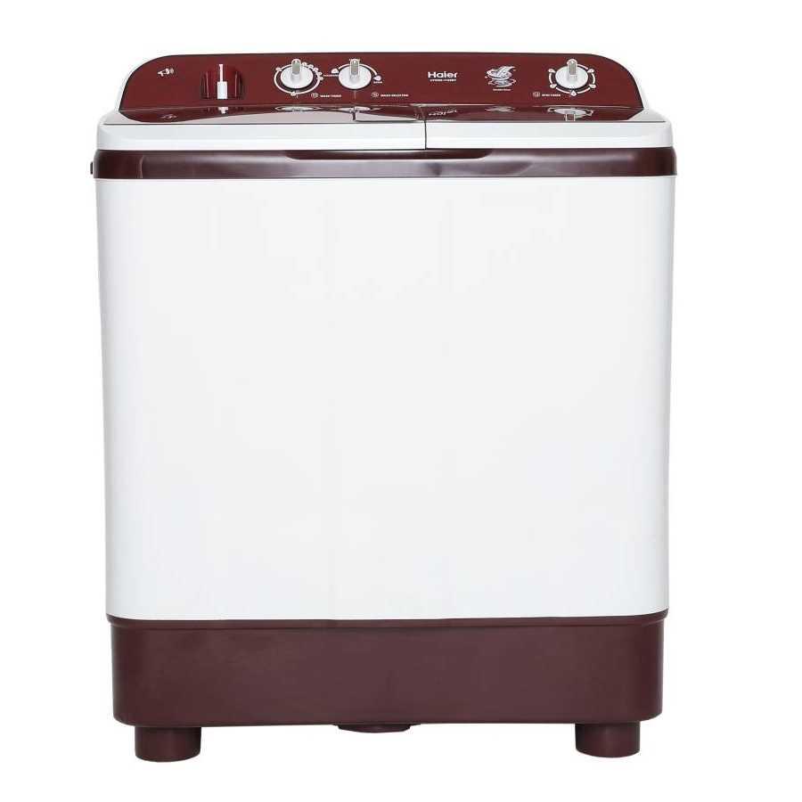 Haier HTW90-1128BT 9 Kg Semi Automatic Top Loading Washing Machine