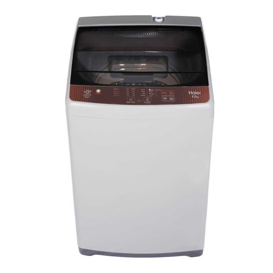 Haier HWM62-FE 6.2 Kg Fully Automatic Top Loading Washing Machine