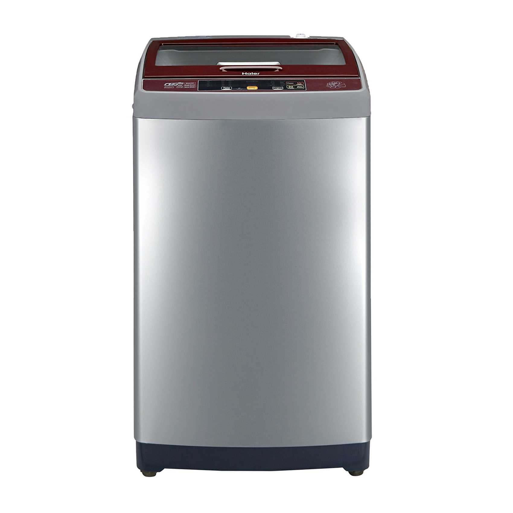 Haier HWM75-707NZP 7.5 Kg Fully Automatic Top Loading Washing Machine