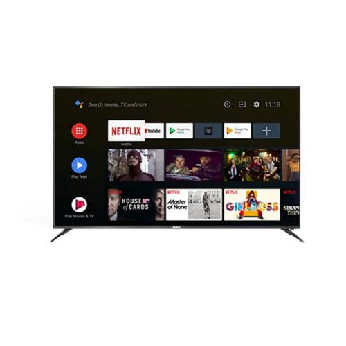 Haier LE65U6900HQGA 65 Inch 4K Ultra HD Smart Android LED Television