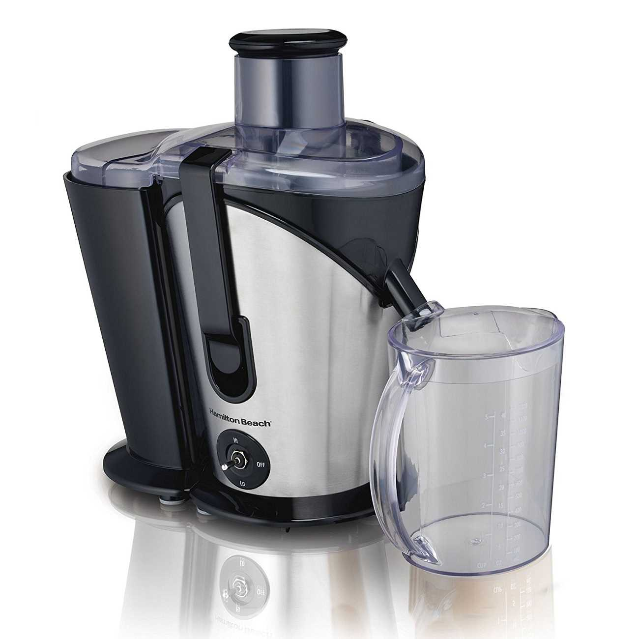 Hamilton Beach 67750-IN 850 W Juice Extractor