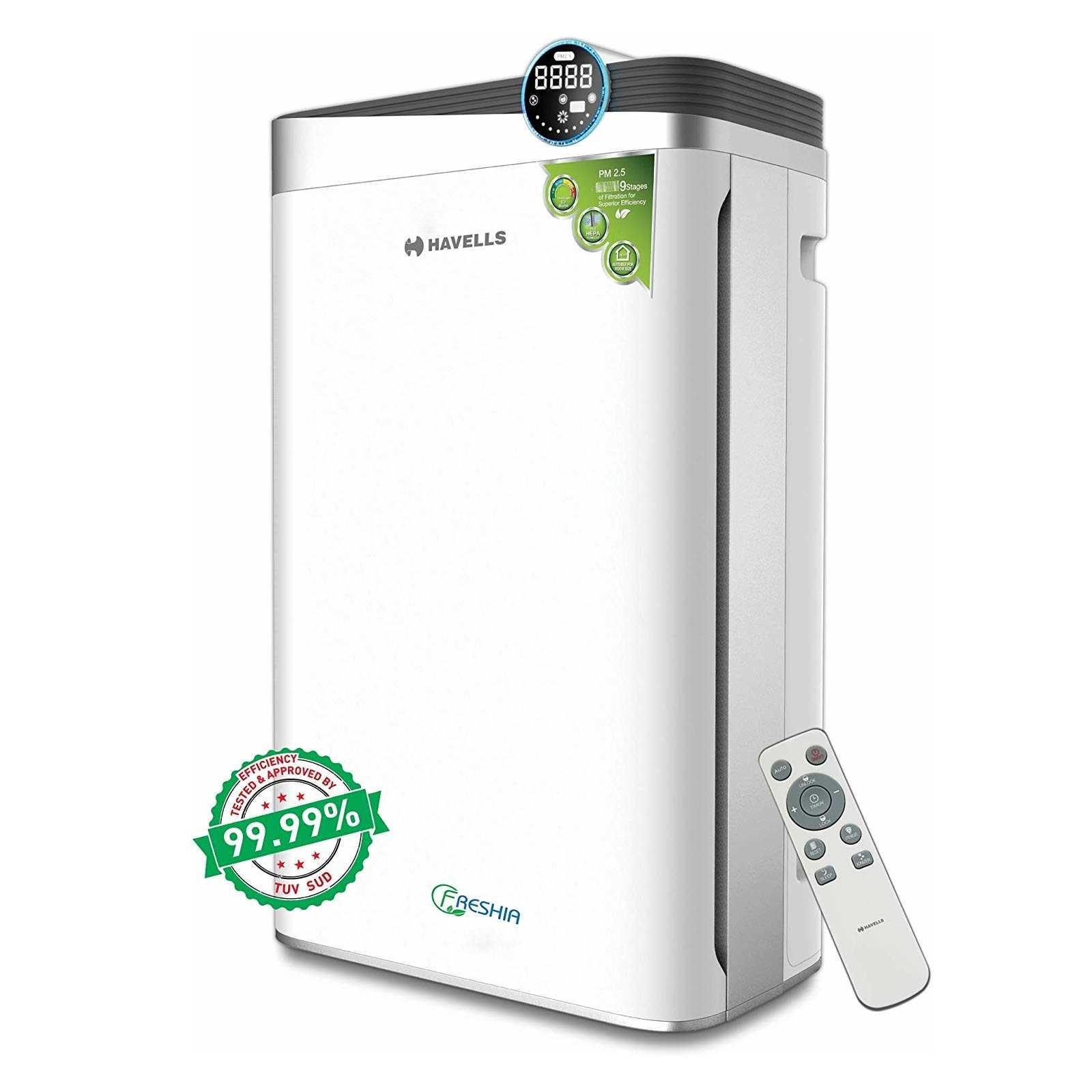 Havells Freshia AP58 Portable Room Air Purifier