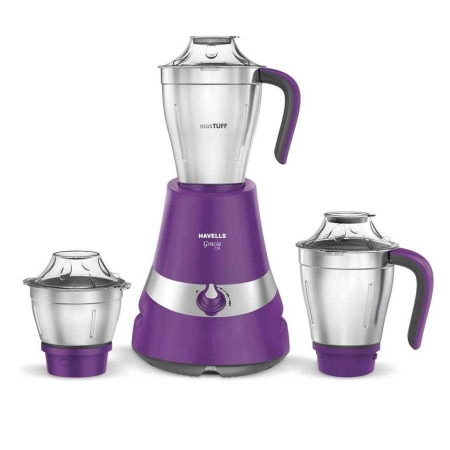 Havells Gracia 750 W Mixer Grinder