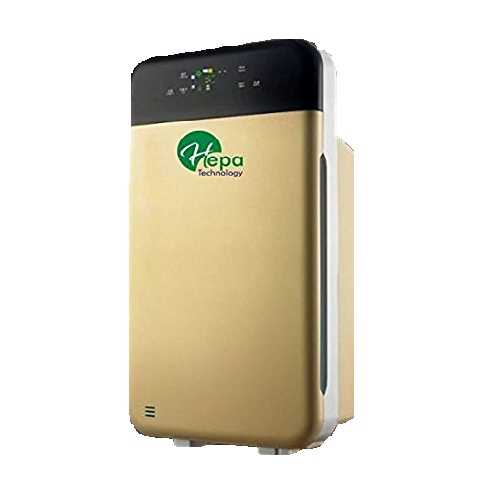 Hepa Technology Hepa Airdock 199 Room Air Purifier