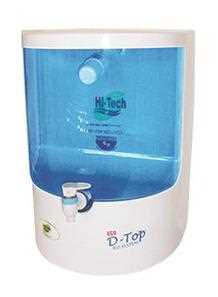 Hi Tech D-Top RO Water Purifier