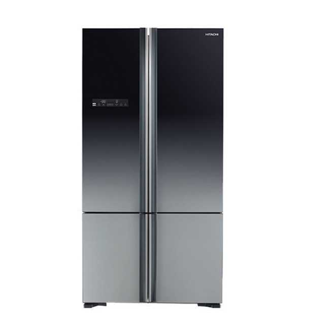 Hitachi R WB800PND5 XGR 700 Litres Frost Free Side by Side Refrigerator