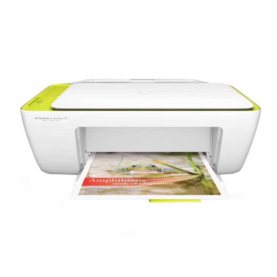 HP DeskJet Ink Advantage 2138 Inkjet Multifunction Printer