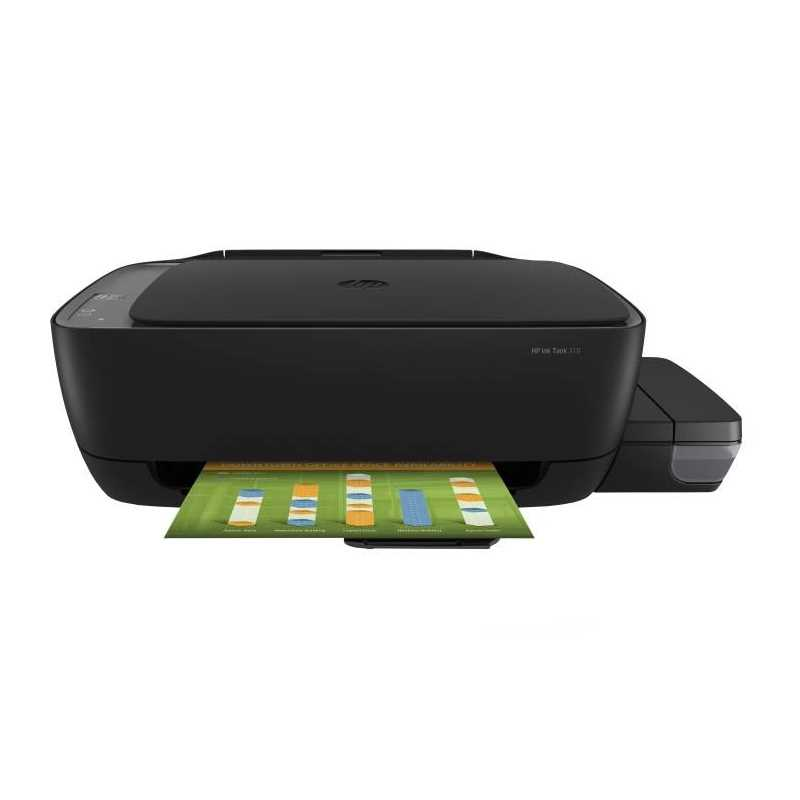 HP Ink Tank 310 Inkjet Multifunction Printer