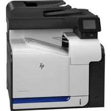 HP LaserJet Pro 500 M570dw MultiFunction Color Laser Printer