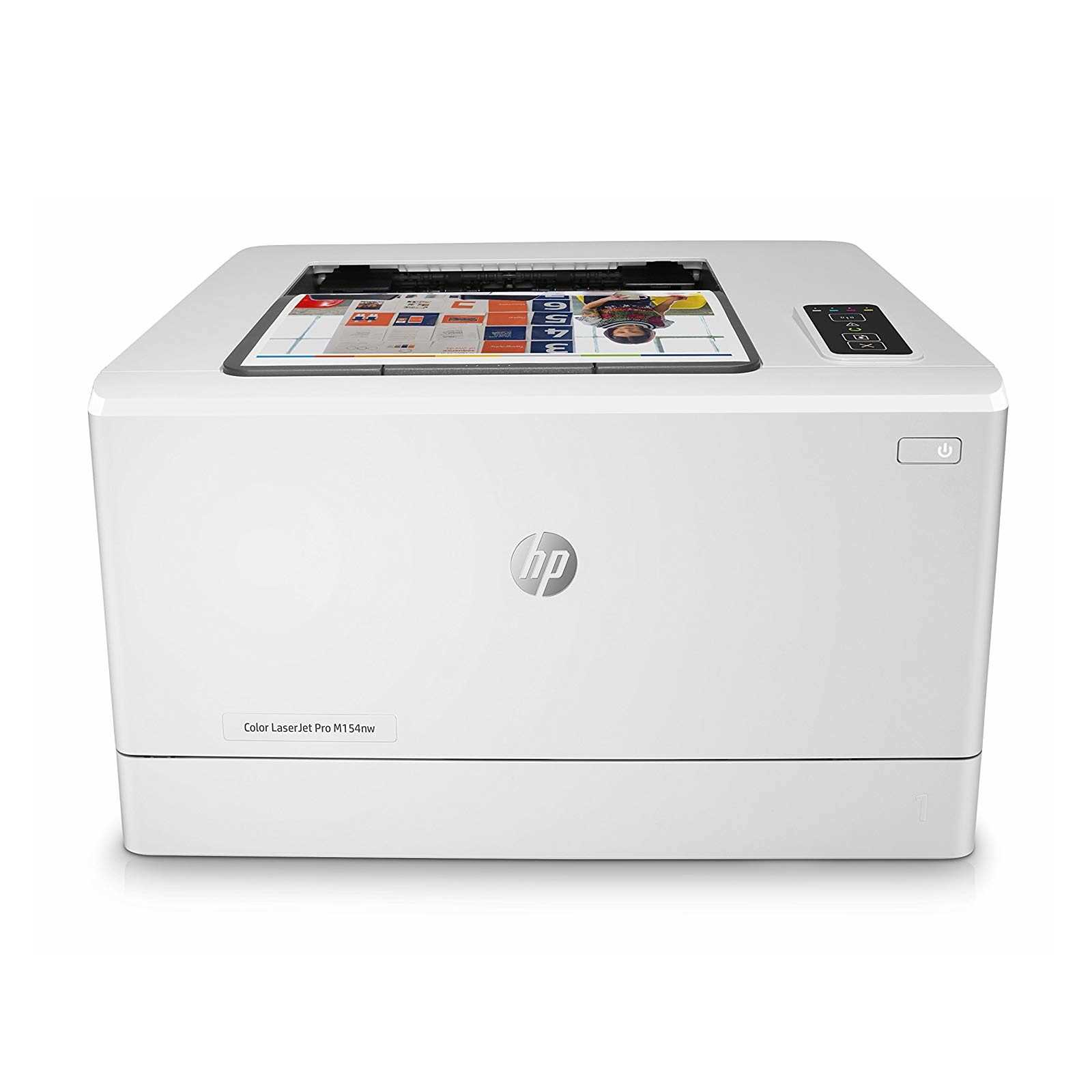 HP Laserjet Pro M154NW Laser Single Function Printer