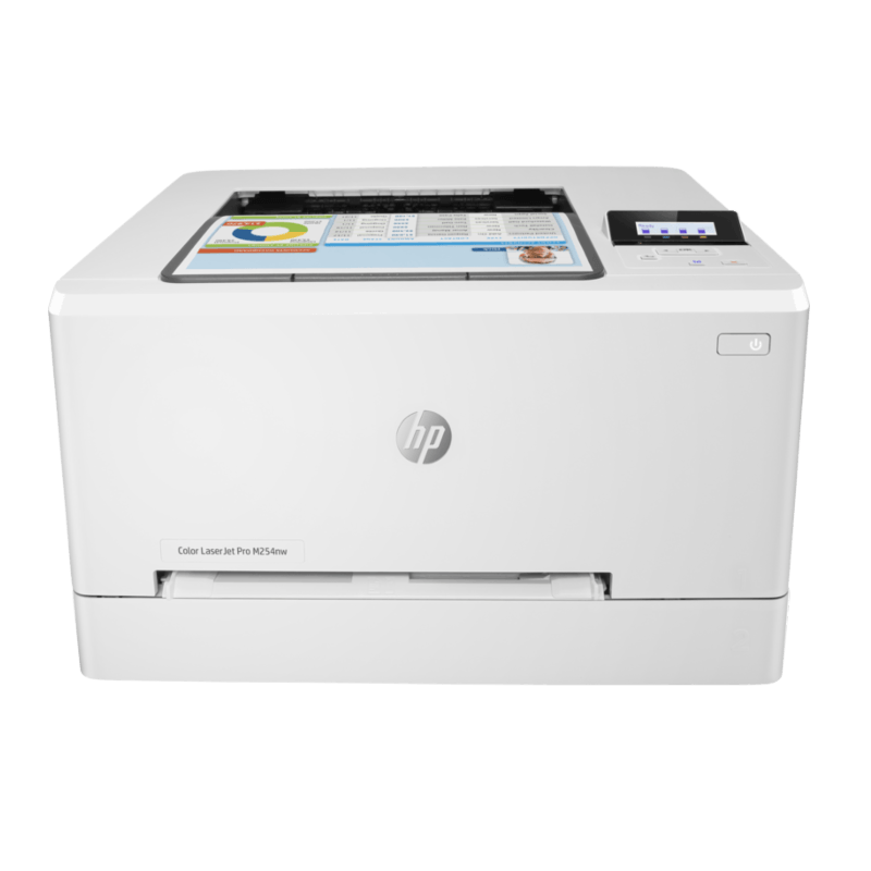 HP LaserJet Pro M254NW Laser Single Function Printer