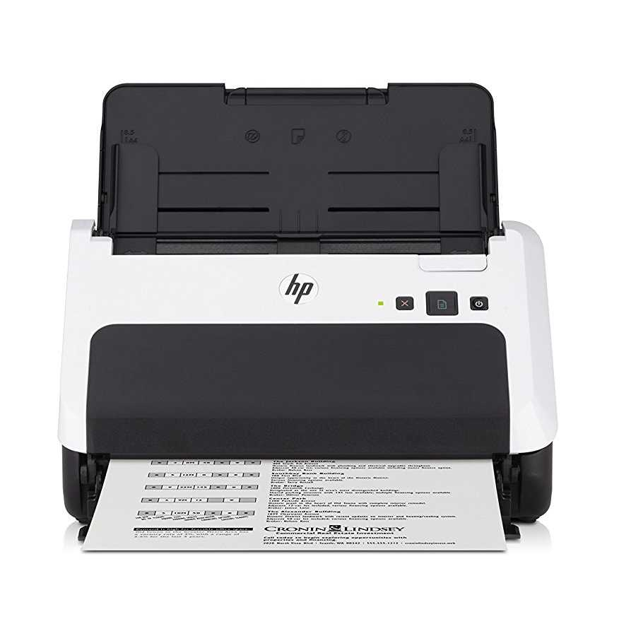 HP ScanJet 3000 Sheetfeed Scanner