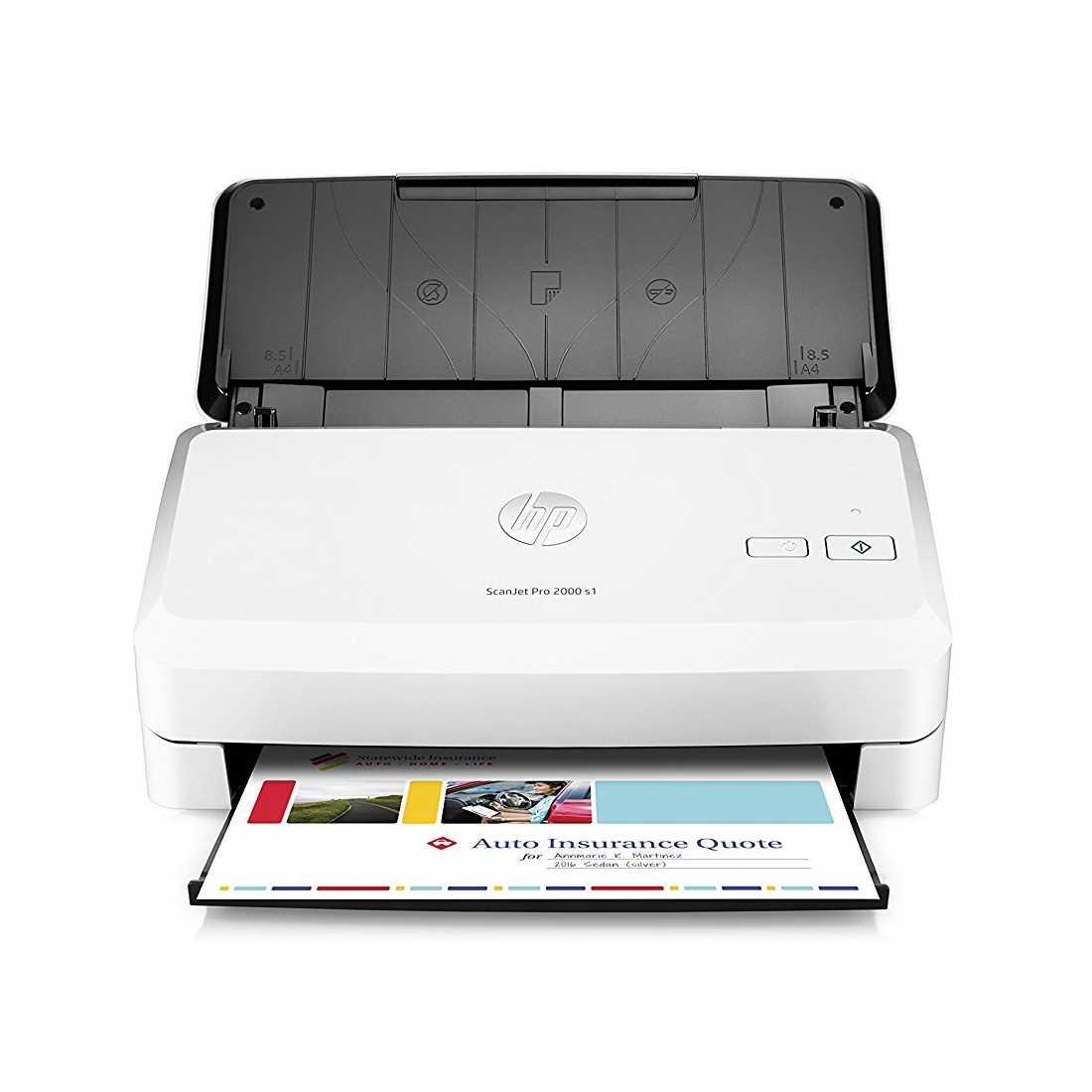 HP Scanjet Pro 2000 S1 Scanner