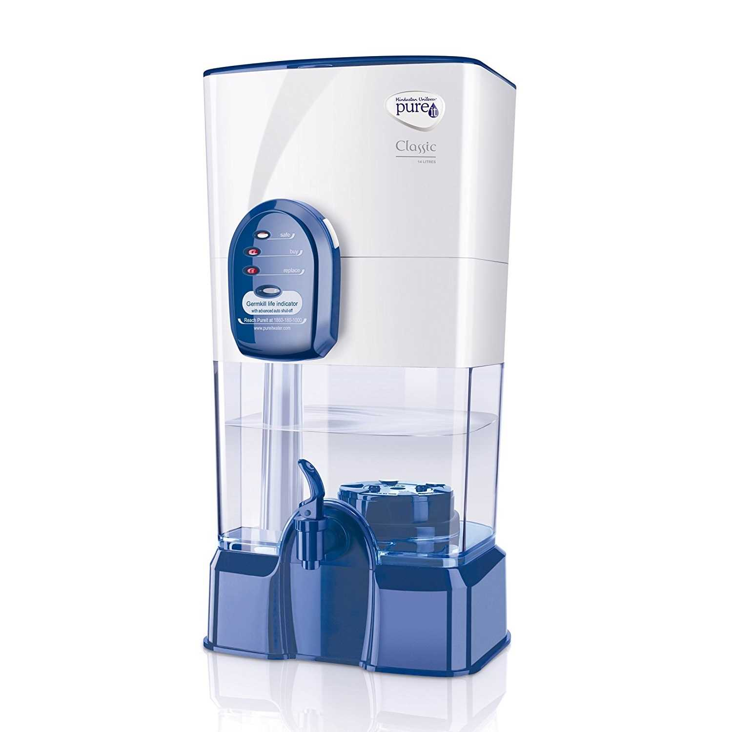 HUL Pureit Classic 14 Litre Water Purifier