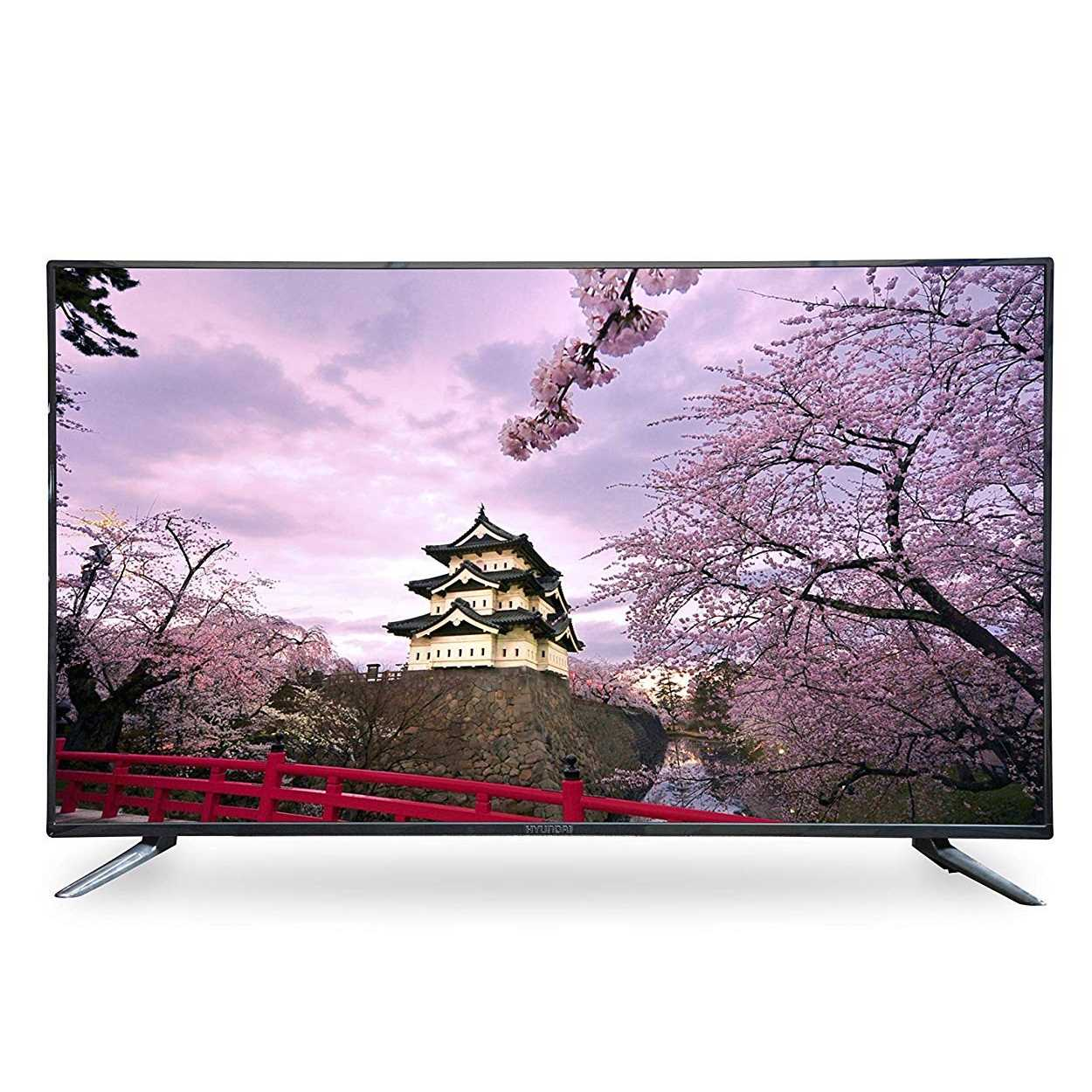 Hyundai HY5585Q4Z25 55 Inch 4K Ultra HD Smart LED Television