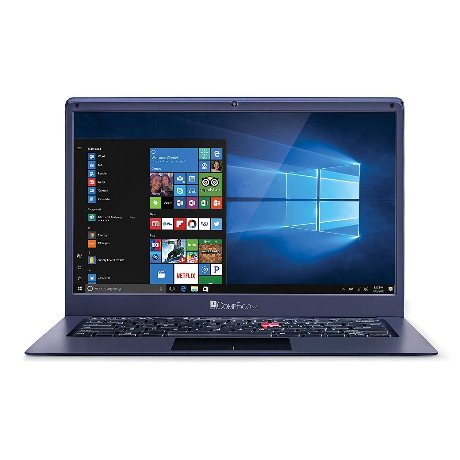 iBall CompBook Exemplaire+ Laptop