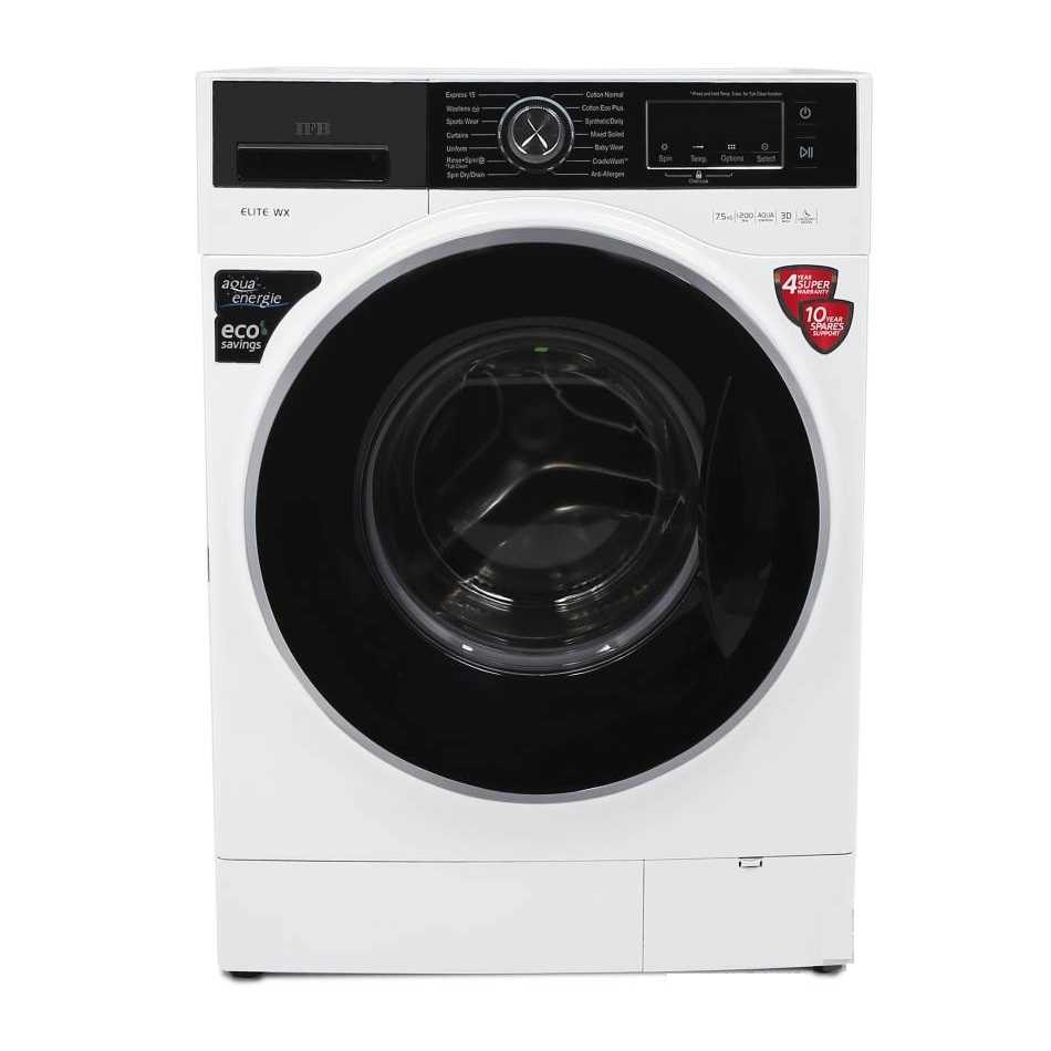 IFB Elite WX 7.5 Kg Fully Automatic Front Loading Washing Machine