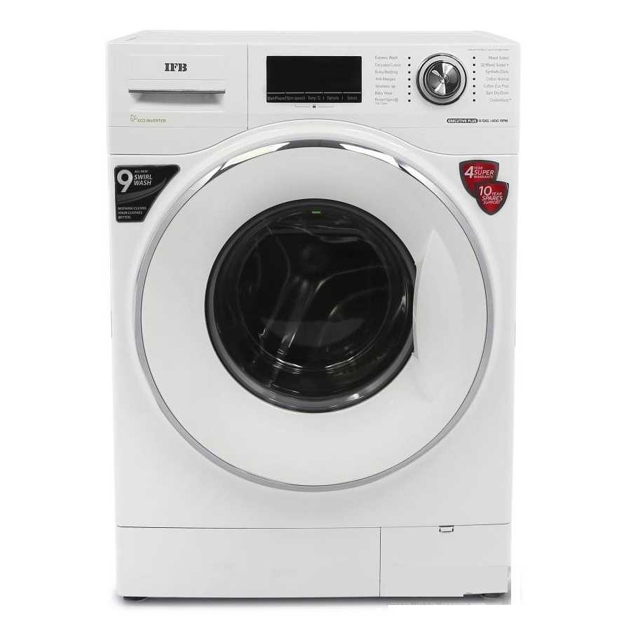 IFB Executive Plus VX ID 8.5 Kg Fully Automatic Front Loading Washing Machine