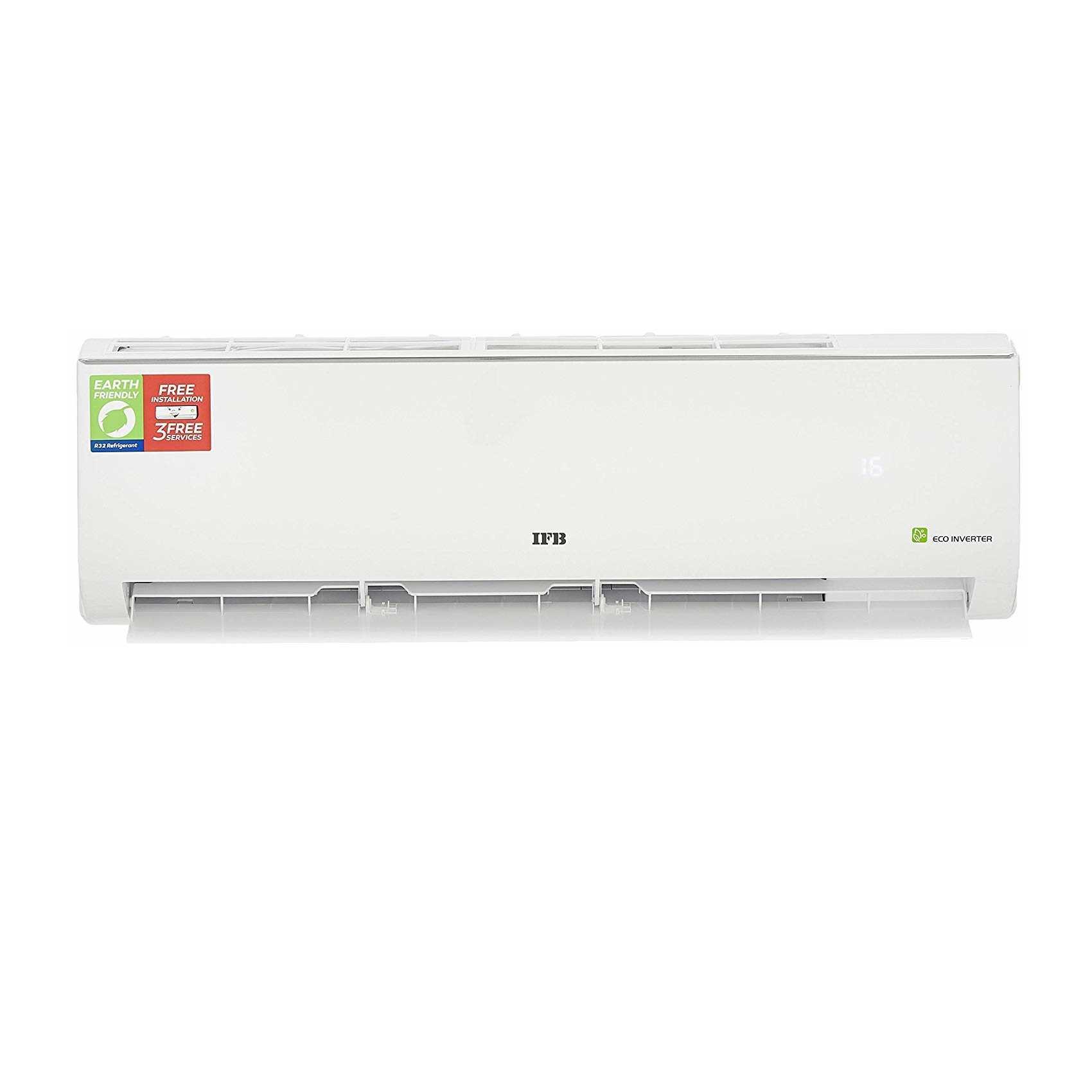 IFB IACI18X95T3C 1.5 Ton 5 Star Inverter Split AC