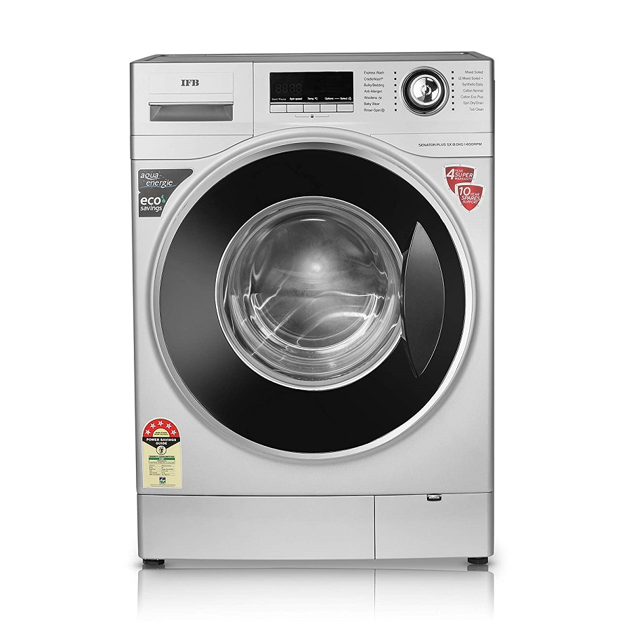 IFB Senator Plus SX 8 Kg 5 Star Fully Automatic Front Loading Washing Machine