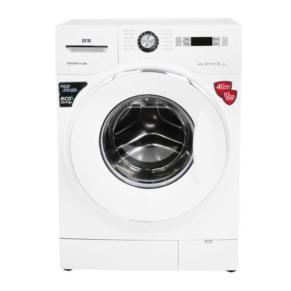 IFB Senorita WX 6.5 Kg Fully Automatic Front Loading Washing Machine