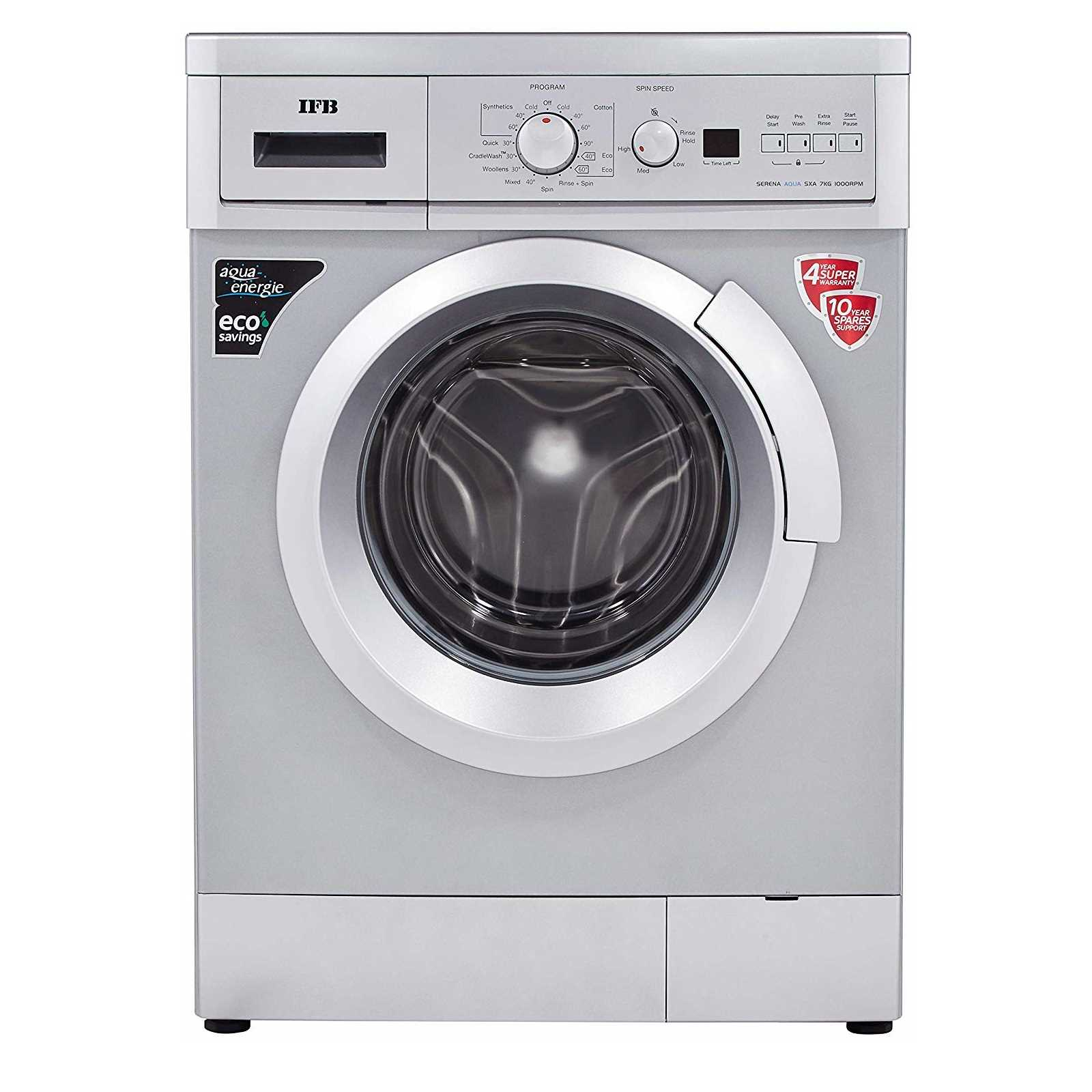 IFB Serena Aqua SXA LDT 7 Kg Fully Automatic Front Loading Washing Machine