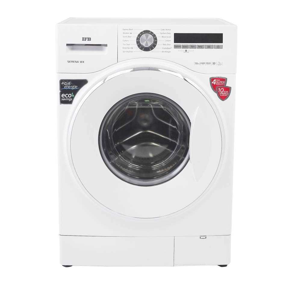 IFB Serena WX 7 Kg Fully Automatic Front Loading Washing Machine