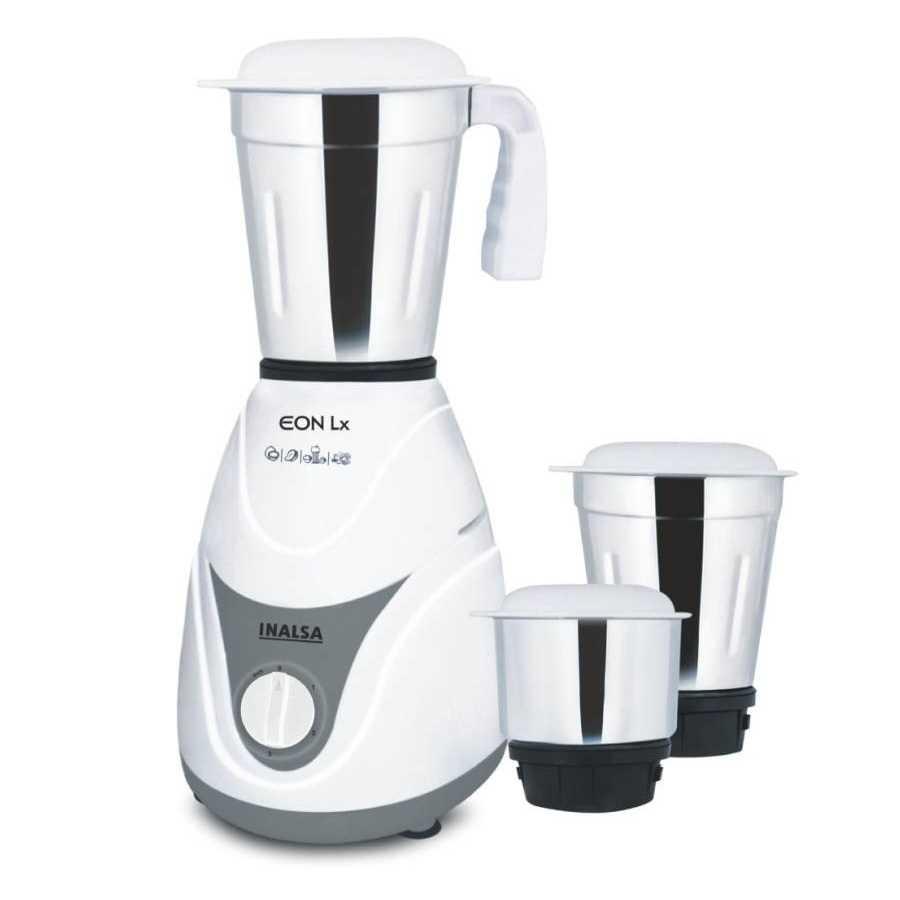Inalsa Eon Lx 550 W Mixer Grinder