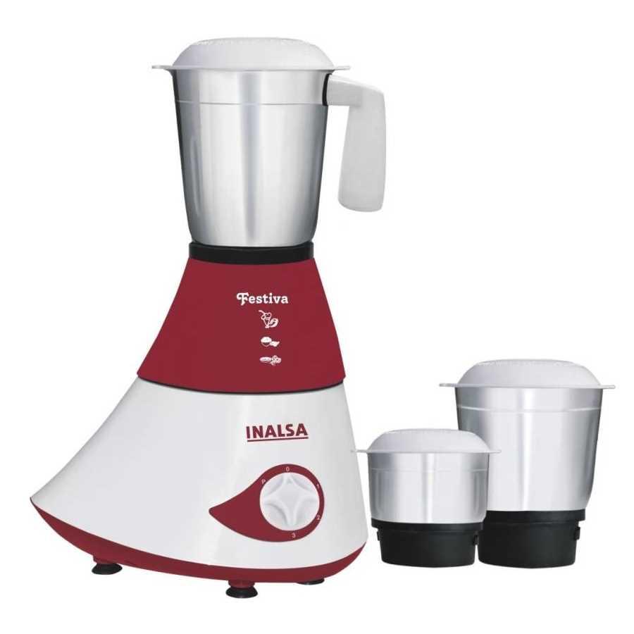 Inalsa Festiva 750 W Mixer Grinder