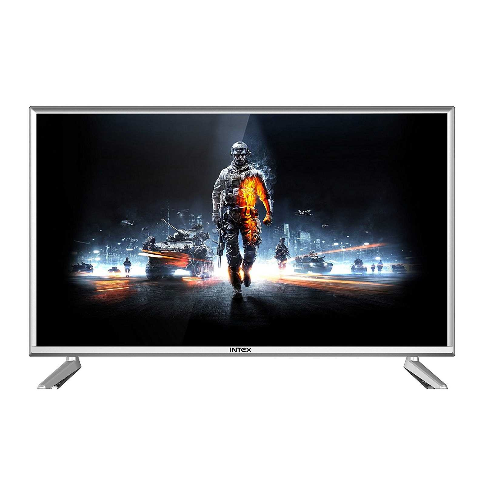 e44501dfc Intex LED-3201 SMT 32 Inch HD Ready Smart LED Television Price  30 May  2019