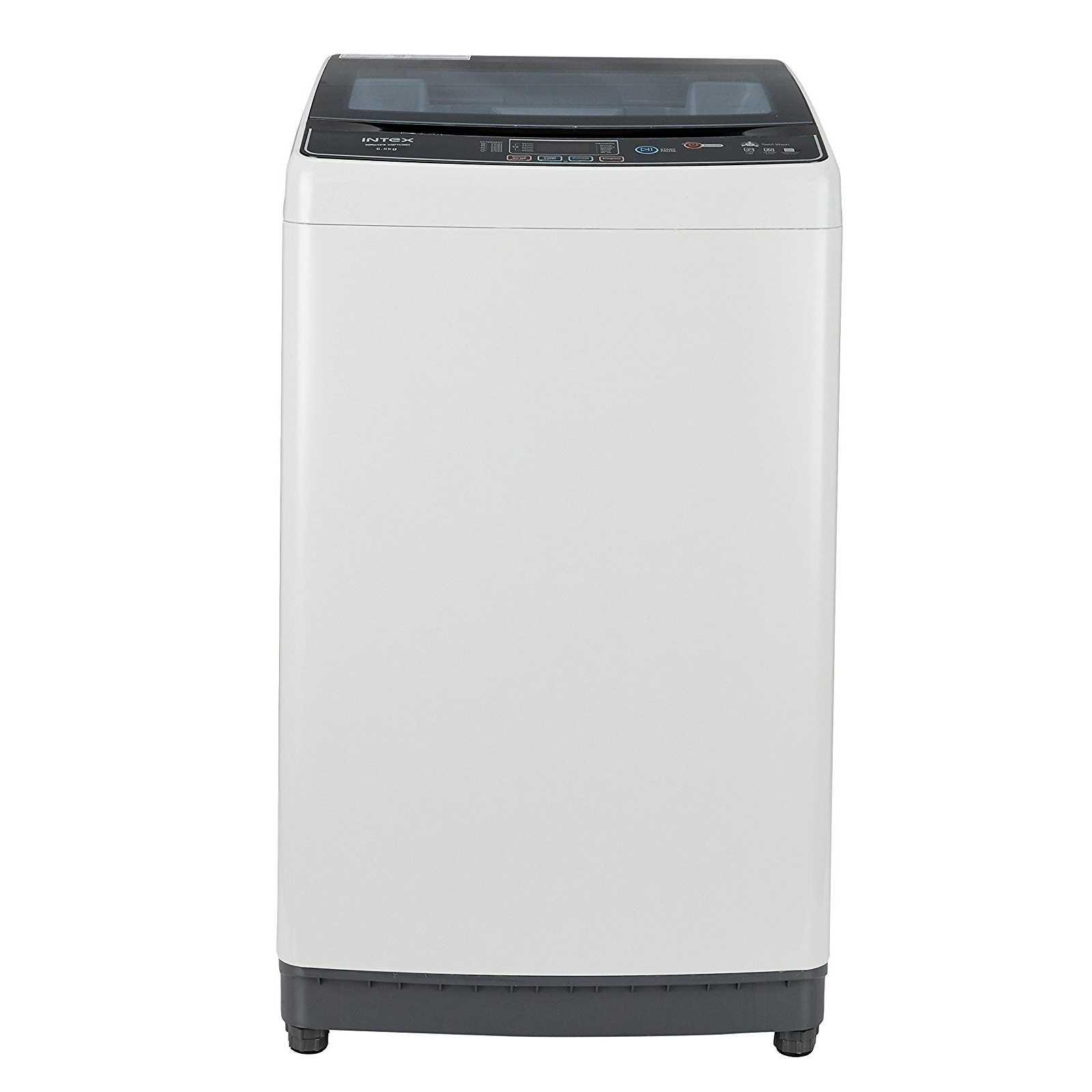 Intex WMFT65WH 6.5 Kg Fully Automatic Top Loading Washing Machine