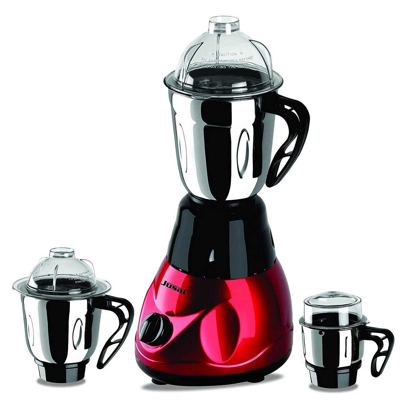 Jusal Majestic 800 W Mixer Grinder